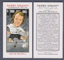 Derby County Archie Gemmill Scotland 7